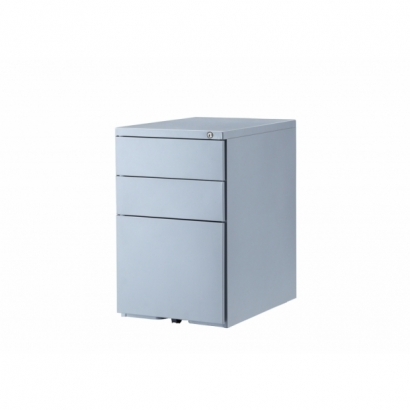 AX2-H01 Desk Height File Cabinet/Pedestal