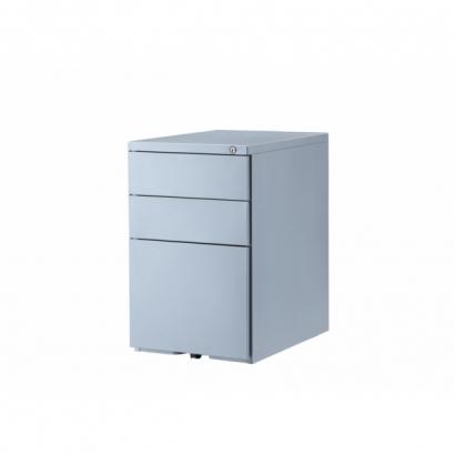 AX2-H01 Desk Height File Cabinet/Pedestal
