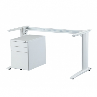 X5 Office Table Frame with AX2-01