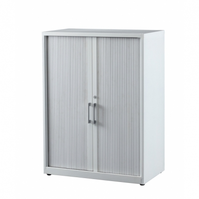 Tambour Cabinet for Office Storage
